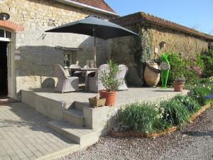 la terrasse du poirier